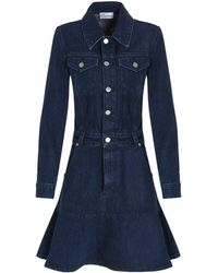 RED Valentino Other Materials Dress - Blue