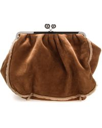 Weekend by Maxmara Mary Shoulder Bag - Brown