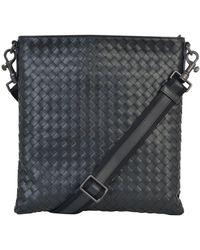 df136d8ccd Lyst - Bottega Veneta Veneta Crossbody Messenger Bag in Black for Men