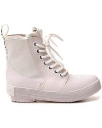 Proenza Schouler High-top Trainers - White