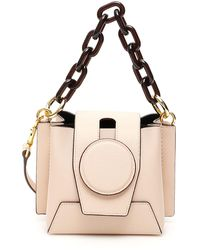 Yuzefi Daria Bucket Bag - Pink