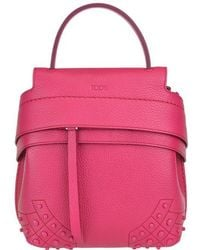 Tod's - Wave Mini Backpack - Lyst