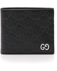 Gucci - GG Embossed Wallet - Lyst