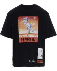 Heron Preston X Kenny Scharf T-shirt - Black
