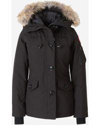 Canada Goose Montebello Down Jacket - Black