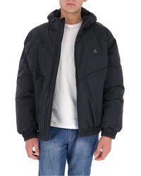 Isabel Marant Hooded Padded Jacket - Black