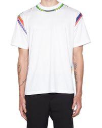 Y. Project - Flag Print T-shirt - Lyst