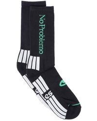 Aries - No Problemo Crew Socks - Lyst