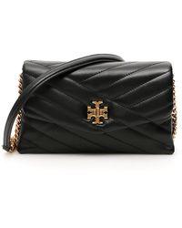 Tory Burch Kira Crossbody Bag - Black