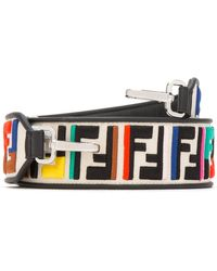 Fendi Strap You Shoulder Strap - Multicolor
