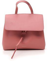 Mansur Gavriel - Mini Foldover Backpack - Lyst