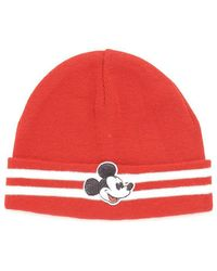Gcds Mickey Mouse Logo Hat - Red