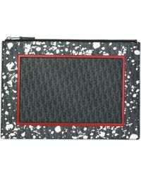Dior Homme - Darklight Speckle Document Holder - Lyst
