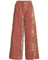Uma Wang Trousers - Multicolour
