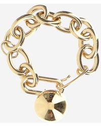 Jil Sander Chain Bracelet - Metallic