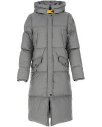 Parajumpers Padded Down Coat - Grey