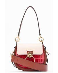 Chloé Tess Small Shoulder Bag - Multicolour
