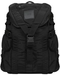 Y-3 Ch2 Utility Backpack - Black