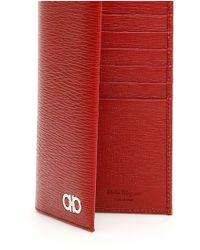 Ferragamo - Gancio Revival Wallet - Lyst