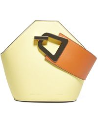 Danse Lente Mini Johnny Bucket Bag - Yellow