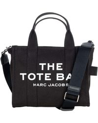 Marc Jacobs The Mini Traveller Tote Bag - Black