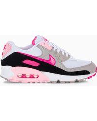 Nike Air Max 90 Sneakers - Pink