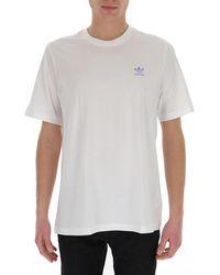 adidas Originals - Loungewear Adicolor Essentials Trefoil T-shirt - Lyst
