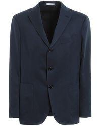 Boglioli Single-breasted Two Piece Suit - Blue
