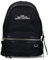 Marc Jacobs The Large Backpack - Black