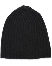 Jil Sander Hats Black