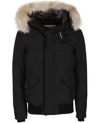 Woolrich Polar Jacket - Black
