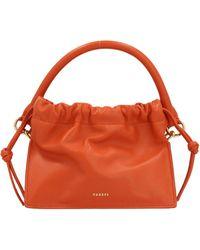 Yuzefi Mini Bom Tote Bag - Orange