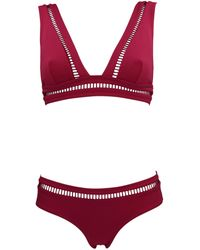 Zimmermann Other Materials Bikini - Red