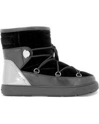 Moncler - Snow Boots - Lyst