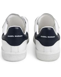 Isabel Marant White Brownsy Trainers