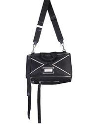 Givenchy Pandora Messenger Bag - Black