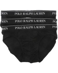 Polo Ralph Lauren 3 Briefs Set - Black