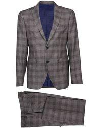 Etro Suit - Grey