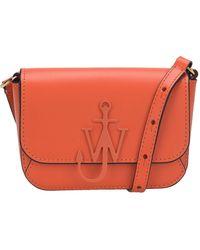 JW Anderson Nano Anchor Crossbody Bag - Orange