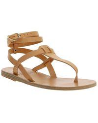 Ancient Greek Sandals Estia Sandals - Eu36 / Beige - Natural
