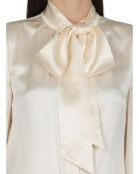 Tory Burch Shirts White - Multicolor