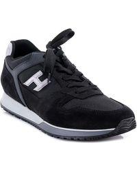 Hogan H321 Sneakers - Black