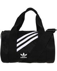 adidas Originals Mini Nylon Duffel Bag - Black