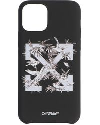 Off-White c/o Virgil Abloh Birds Iphone 11 Pro Cover - Black