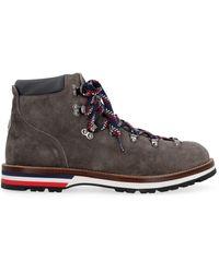 Moncler Peak Boots - Grey
