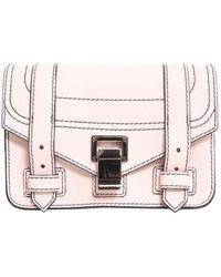 Proenza Schouler Ps1+ Mini Crossbody Bag - Pink