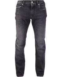 Dolce & Gabbana Slim Fit Jeans - Grey