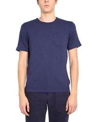 YMC T-shirt - Blue
