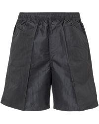 Stussy Elasticated Waist Shorts - Black
