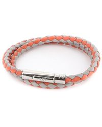 Tod's My Colors Woven Bracelet - Pink